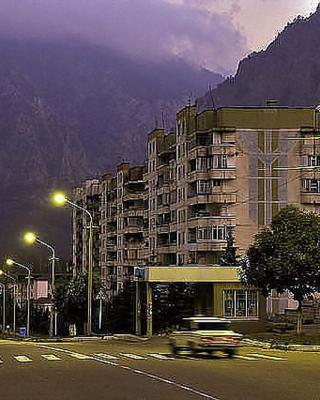 Apartment v Prielbrusye