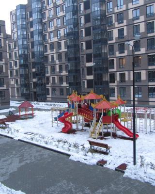 Apartment on Iasnaia 5