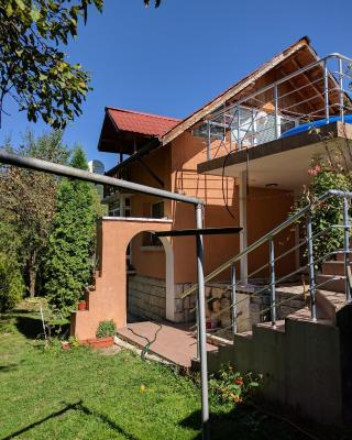 House with three Verandas