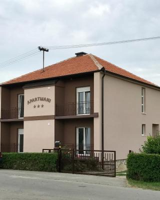 Apartmani Matosevic