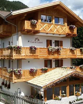 Hotel Garni Lastei