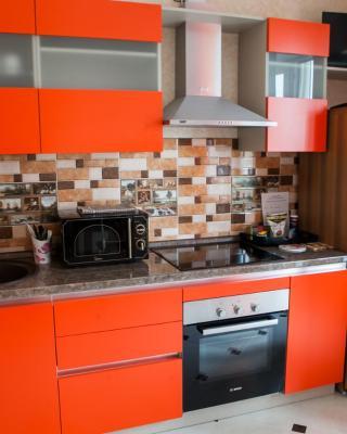Apartment on Kurchatova