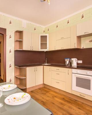 Apartment on Zhukova 54