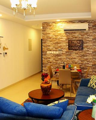 Al Reem Luxury Apartment