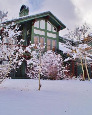 Snowcreek Townhouse #287