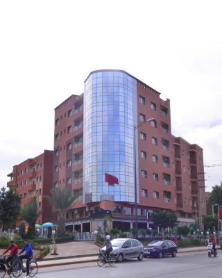 Hôtel Hadaik Ain Asserdoune