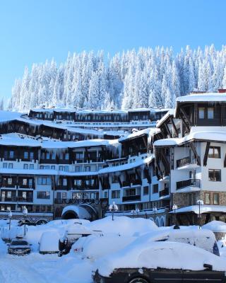 Apartments in Komplex Grand Manastira