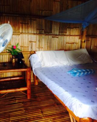 Bamboo Huts