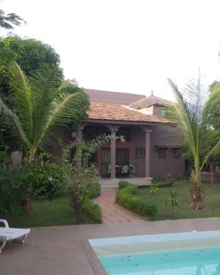 Villa la Linguère