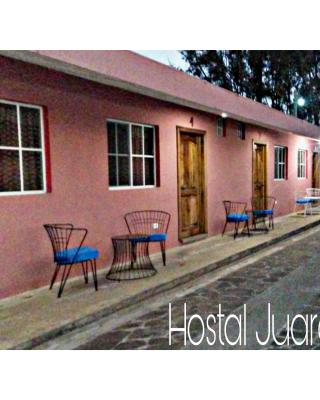 Hostal Juárez Ataco