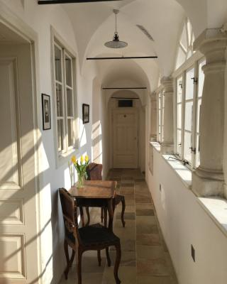 Gästesuiten im Orgelbauerhaus