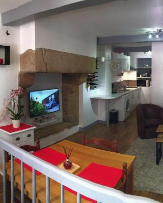 Appartement T3 sur le port de Saint Goustan