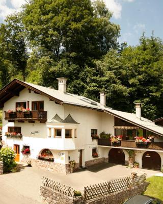 Apartment Haus Schatz