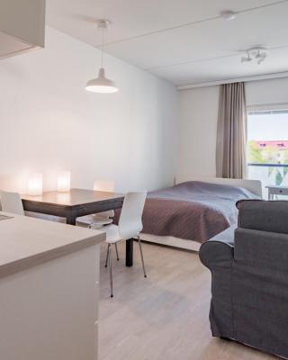Bright Brand New Apartment in City center