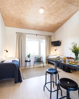 SSA Spot Studio Apartments