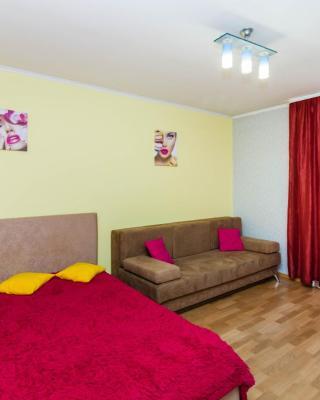 Apartment on Amurskaya 2