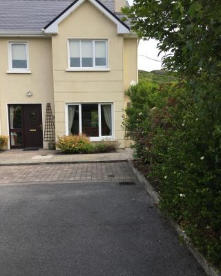Clifden Townhouse Tucked Under the Hill
