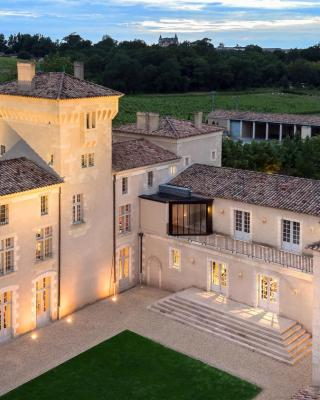 Château Lafaurie-Peyraguey by LALIQUE