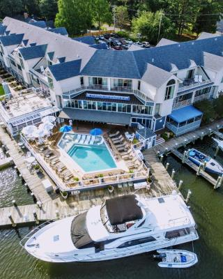 St Michaels Harbour Inn, Marina and Spa