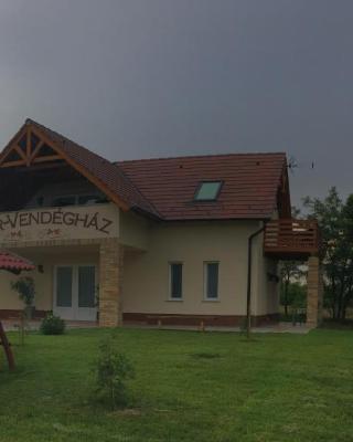 Bor- Vendégház