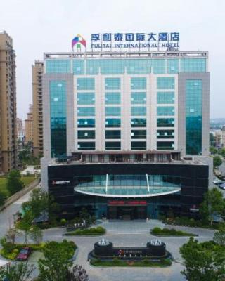 Fulitai International Hotel (Previous Ramada Plaza Yantai)
