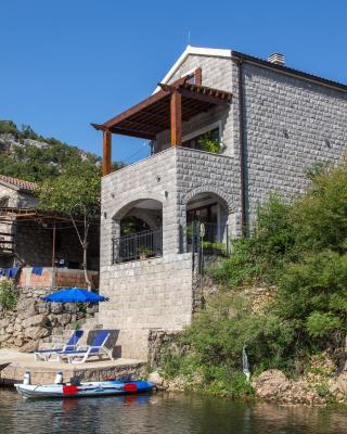 Paradise House Skadar Lake