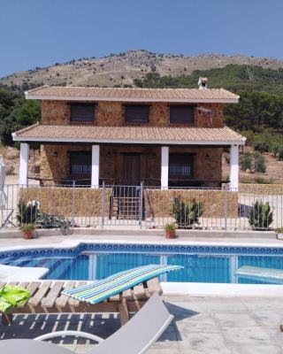 Casa de campo Cortijo El Carretero, vistas y tranquilidad ...