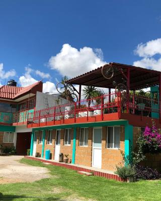 Apartahotel Las Fumarolas de Don Goyo Cholula