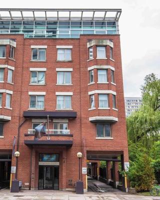 فندق سانت جيمس، عضو بفندق آن اسيند كولكشن