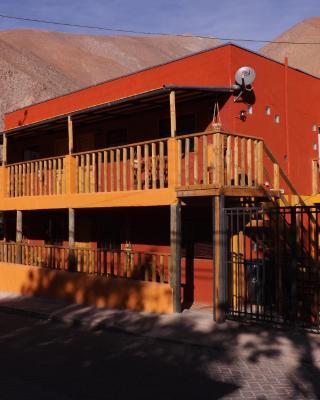 Hostal Balcones de Pisco Elqui