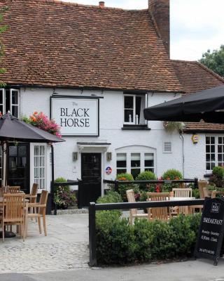 The Black Horse Fulmer