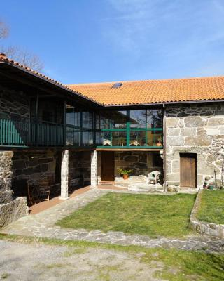 Casa Rural Rectoral de Candás