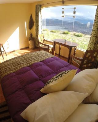 Mirador del Titikaka