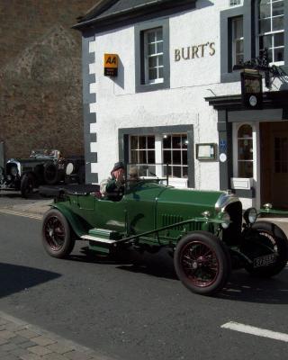 Burt's Hotel