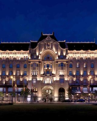 فندق فور سيزونز جريشام بالاس بودابست