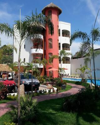 Hotel y Suites Los Encantos