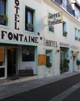 Hôtel La Fontaine