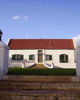 Farm Stay De Erf Manor