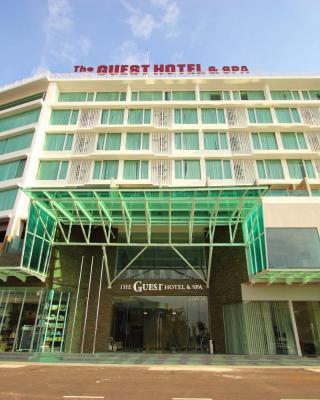 فندق وسبا ذا جيست