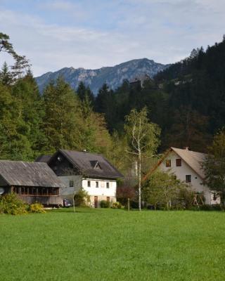The farmhouse Bevsek Osep
