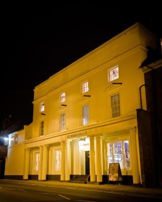 St Johns House Lichfield