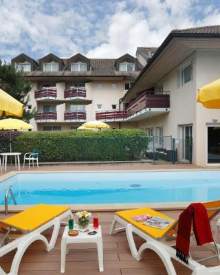 Inter-Hotel Thonon-les-Bains L'Arc-En-Ciel