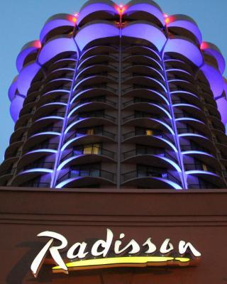 فندق راديسون سينسيناتي ريفيرفرونت