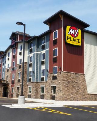 My Place Hotel-Brookings, SD