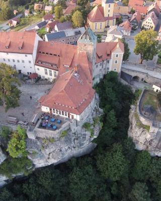 Herberge Burg Hohnstein