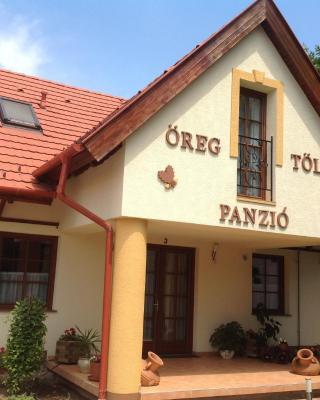 Öregtölgy Panzio