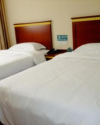 GreenTree Inn ShanDong YanTai South Avenue Business Hotel