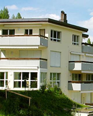 Residenz Larix Apartments