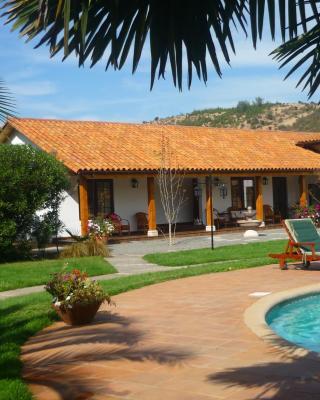 Hotel Boutique Solaz Bella Vista de Colchagua