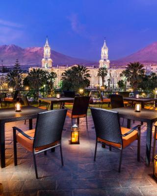 Katari Hotel at Plaza de Armas